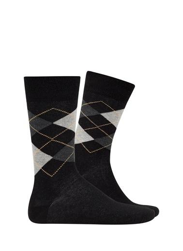 D'S Damat Çorap Siyah